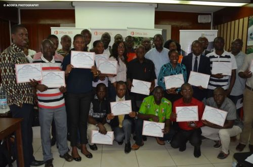 Article : Microsoft 4AFrika Journalist Academy