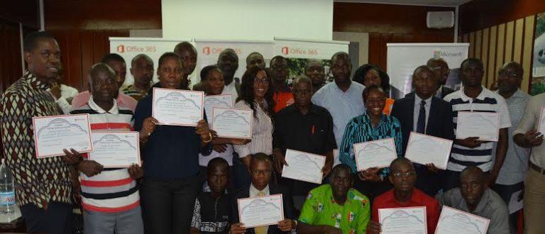 Article : Microsoft 4AFrika Journalist Academy